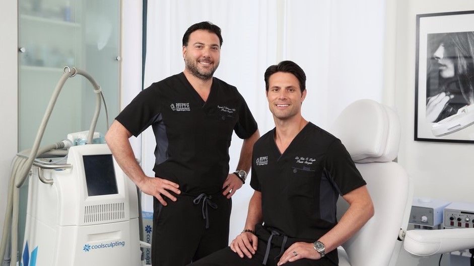 drs danielpour and layke