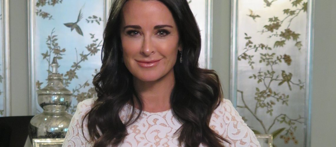 kyle richards, real housewives