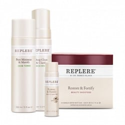 Replere Deep Clean & Clarify Face Wash