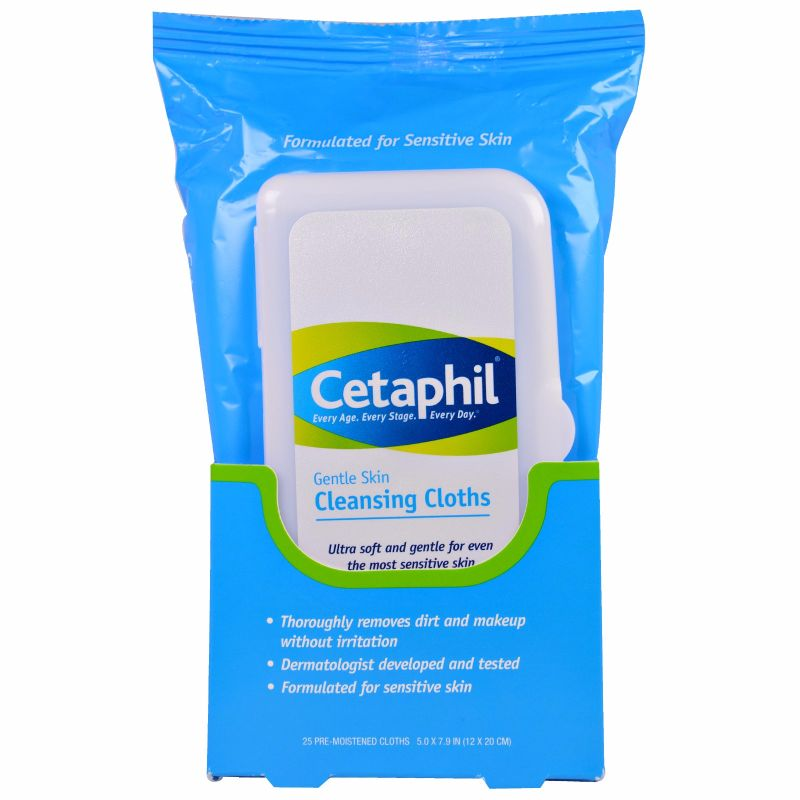 cetaphil cloths