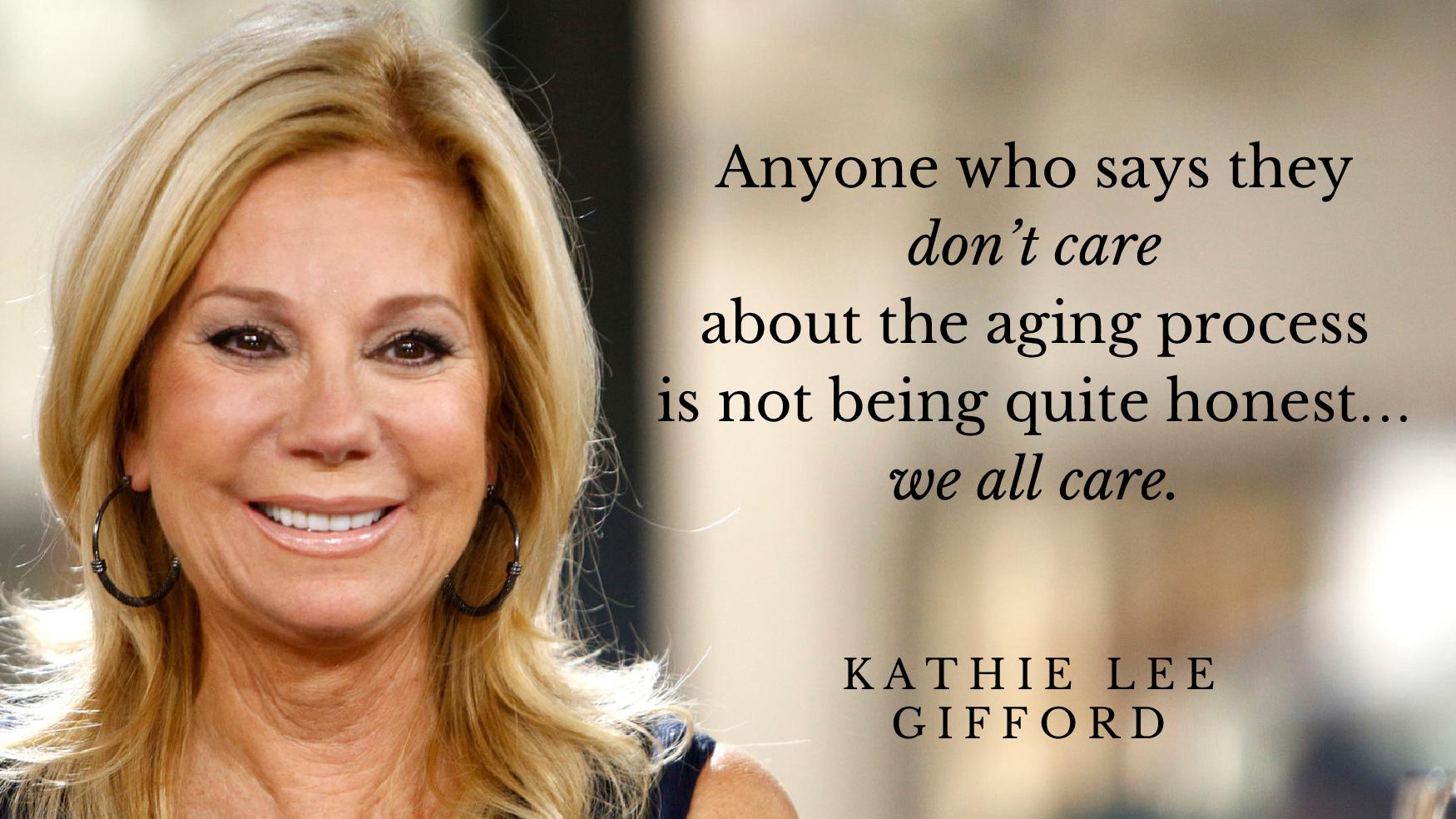kathie lee quote