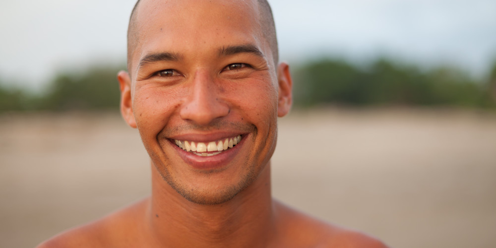 Scalp micropigmentation a convincing alternative to wigs for Head tattoo hairline
