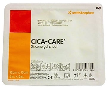 Cica-Care Silicone Gel Sheet