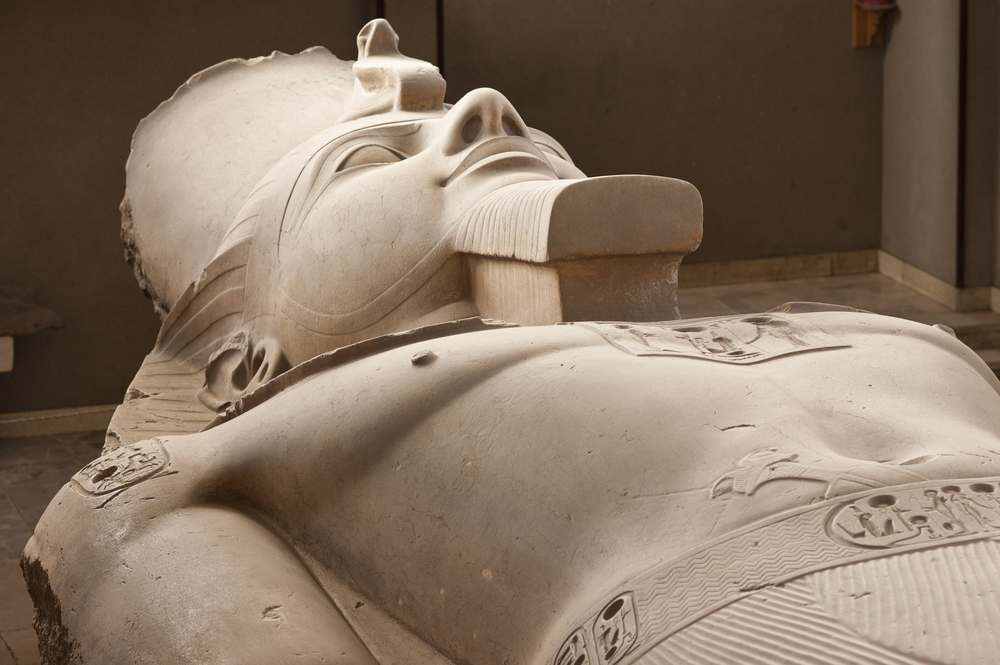 Ramses II Egyptian
