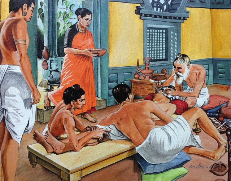ancient india and medical science Ancient india was home to two of the world's first cities, harappa and mohenjo-daro these cities had stone buildings, multiply stories, and sewage systems india was one of the very first civilizations to use algebra and calculus.