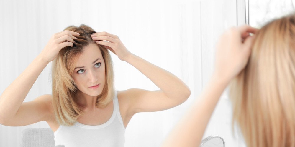 Hair loss in Women