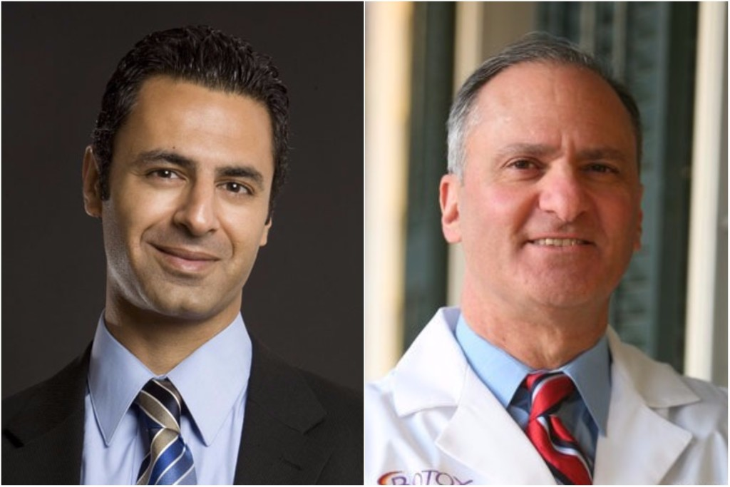 Drs. Dadvand and Russo