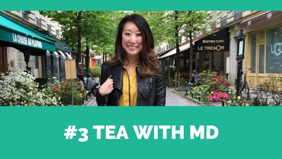 tea with md