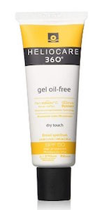 Heliocare 360 Gel Oil-free SPF 50 Sunscreen