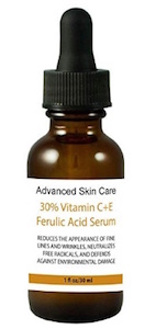 Advanced Skin Care 30% Ferulic Acid
