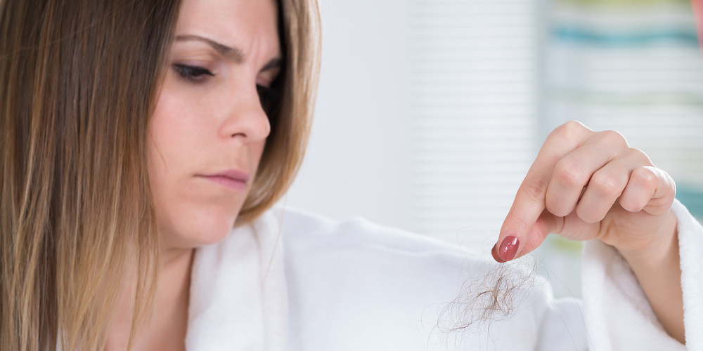 Woman HairLoss