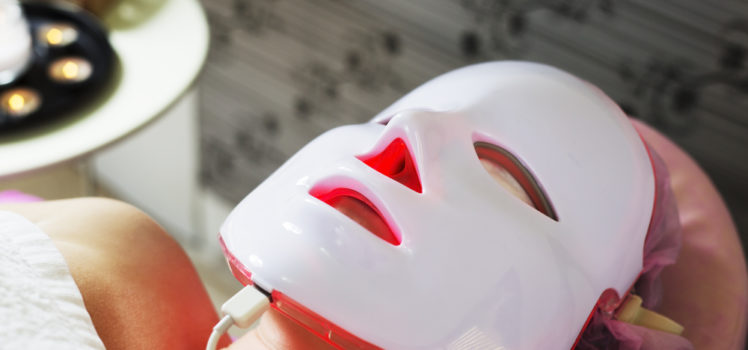 Light therapy for acne