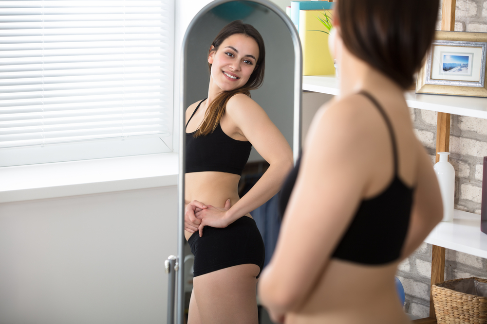 Trusculpt 3d Body Shaping Review Before Amp After Side