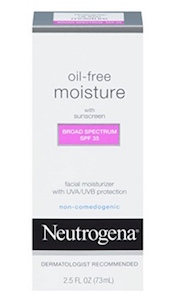 Neutrogena Oil-Free Moisture With Broad Spectrum SPF 35
