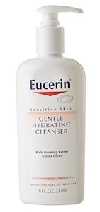 Eucerin Gentle Hydrating Cleanser for Face & Body