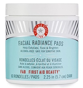FAB First Aid Beauty Facial Radiance Pads
