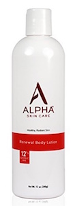 Alpha Skin Care Body Lotion