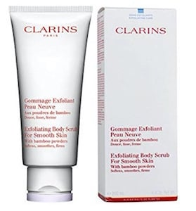CLARINS Exfoliating Body Scrub for Smooth Skin2