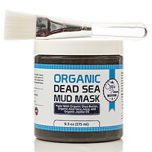Dead Sea Mud Mask & Free Face Brush