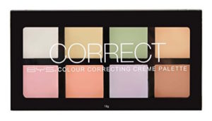 BYS Color Correcting Cream Palette