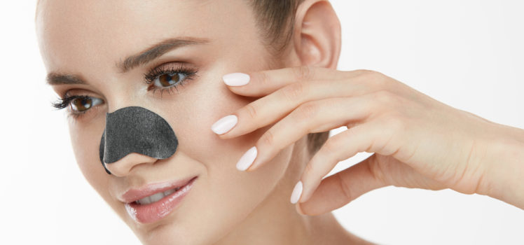 Blackhead removal products