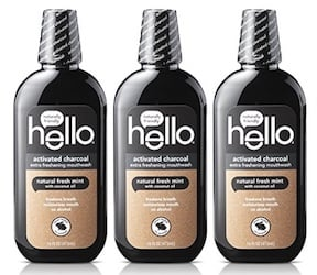 Hello Oral Care Teeth Whitening Mouthwash
