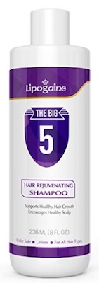 Lipogaine Hair Rejuvenating Shampoo