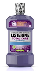 Listerine Total Care Whitening Mouthwash
