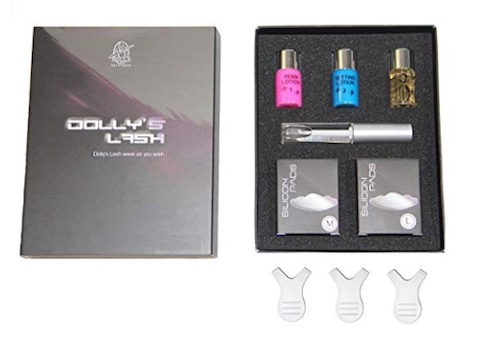 Dolly's Lash Wave Lotion Set