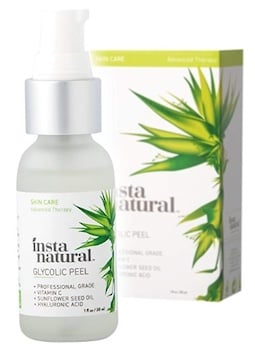 InstaNatural Glycolic Peel