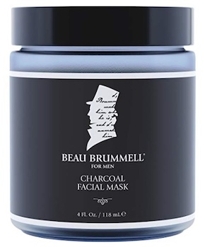 Beau Brummell Charcoal Face Mask