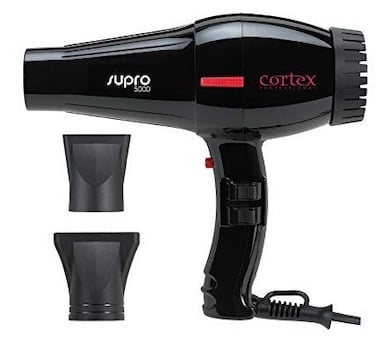 Cortex Professional Supro Ionic 5000 Hair Dryer
