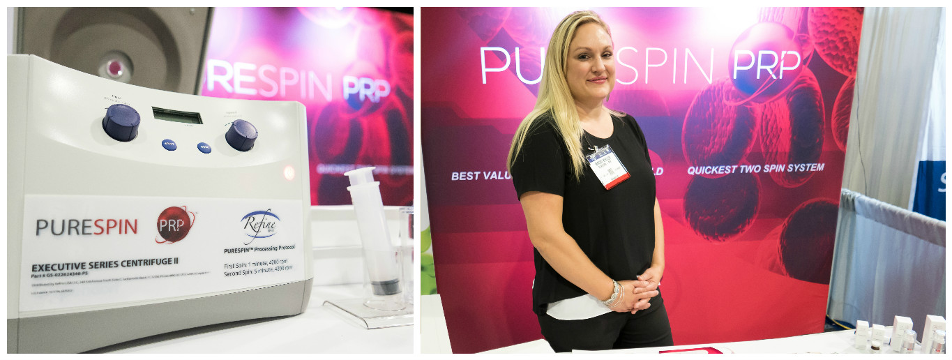 Purespin PRP Systems